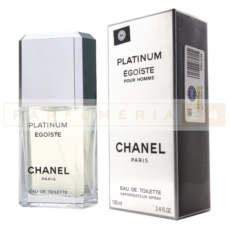 Chanel platinum Egoiste edt(op)