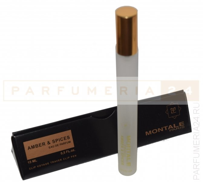 Ручка 15 ml Montale Amber & Spices