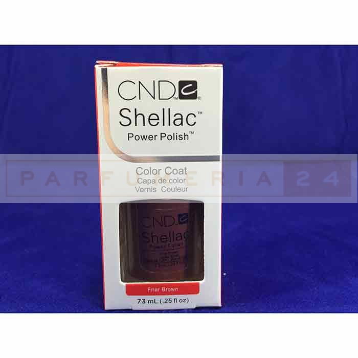Гель лак Shellac CND Friar Brown