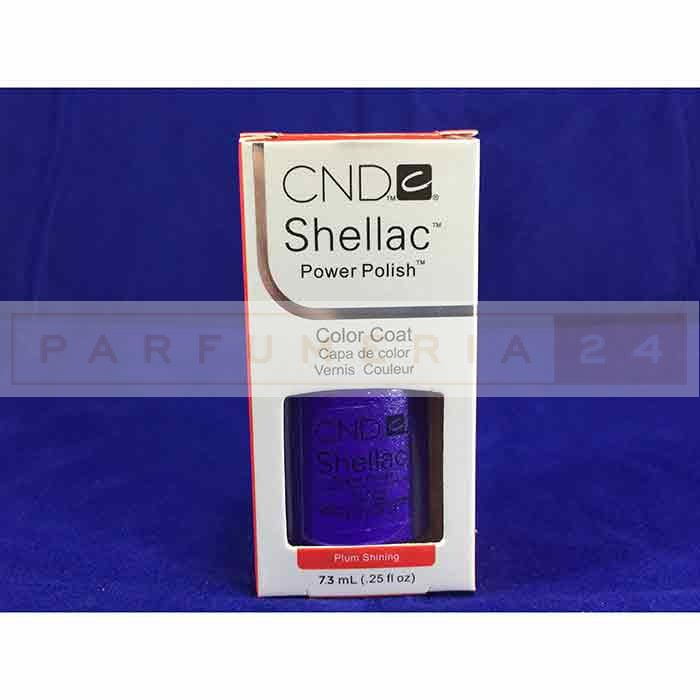 Гель лак Shellac CND  Plum Shining