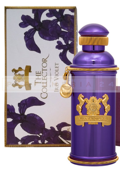 "Alexandre. J ""The Collector Iris Violet"", 100 ml"