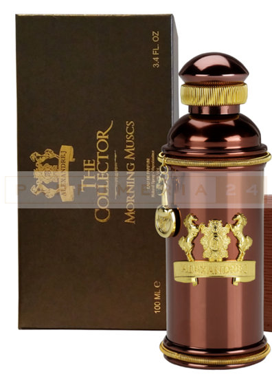 "Alexandre. J ""The Collector Morning Muscs"", 100 ml"