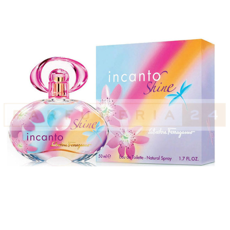 Salvatore Ferragamo - Incanto Shine EDT For Women 100ml