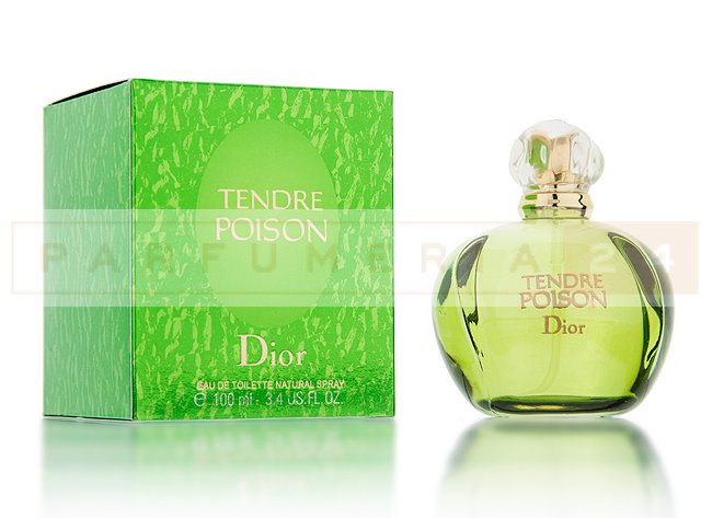 Christian Dior Tender poison EDP100 ML
