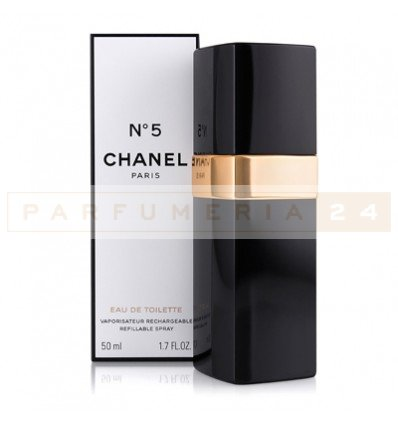 Chanel №5 vaporisateur spray rechargeable