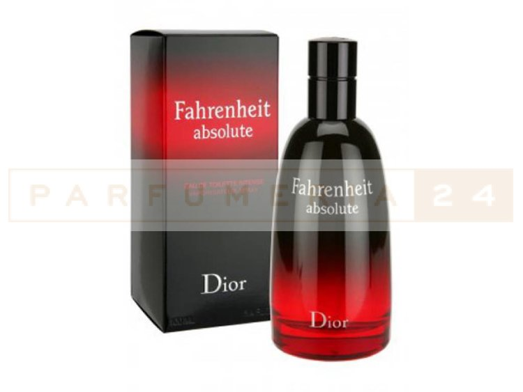 Christian Dior- Fahrenheit Absolute EDT For Men 100 ML