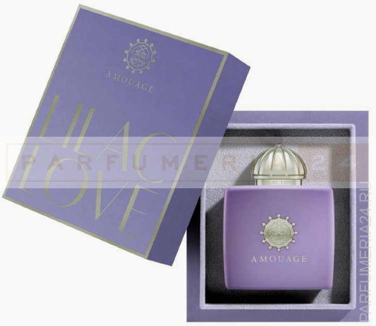 Amouage Lilac Love женская парфюмерная вода (100 мл)