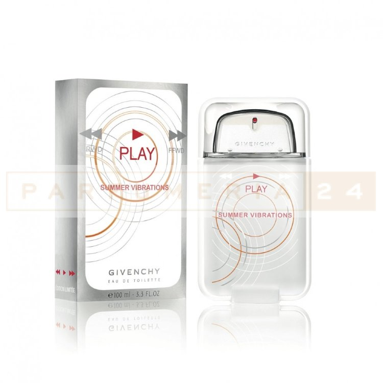 Givenchy -Play Summer Vibrations  100ml