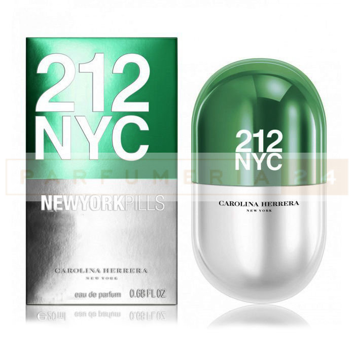 Carolina Herrera 212 Nyc Pills 90 ml
