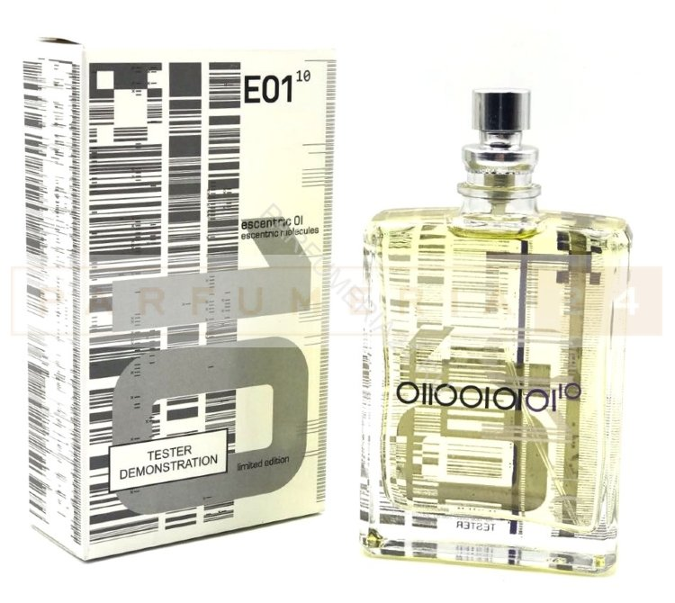 Тестер Escentric Molecules Molecules E01 Limited Edition, 100ml