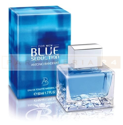 Antonio Banderas -Blue Seduction for Men 100ml