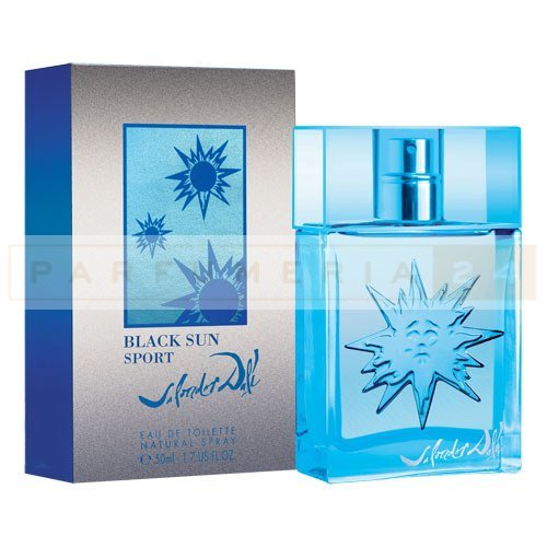 Salvador Dali Black Sun Sport , 50 ml
