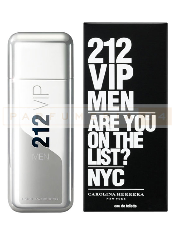 C.H Carolina Herrera- 212 VIP MEN /100ml