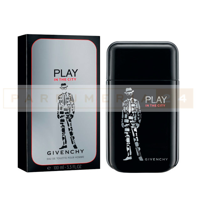 Givenchy -Play in the City 100ML(муж)