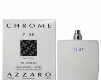 "Тестер Azzaro Chrome ""pure"""
