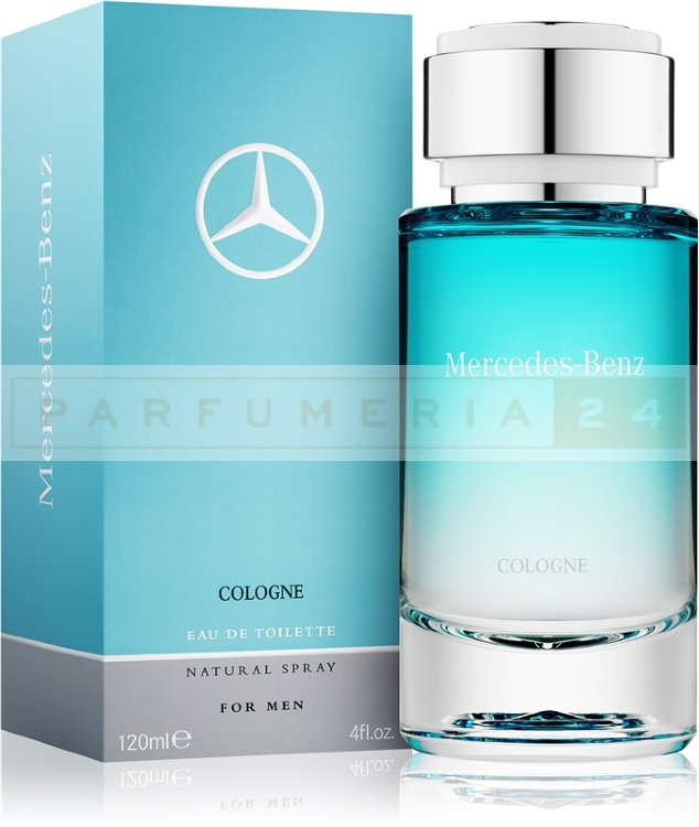 MERCEDES-BENZ COLOGNE 120 ml.