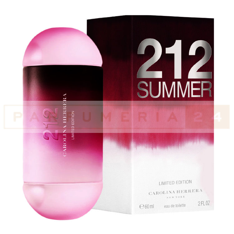 Carolina Herrera 212 SUMMER, 60ML