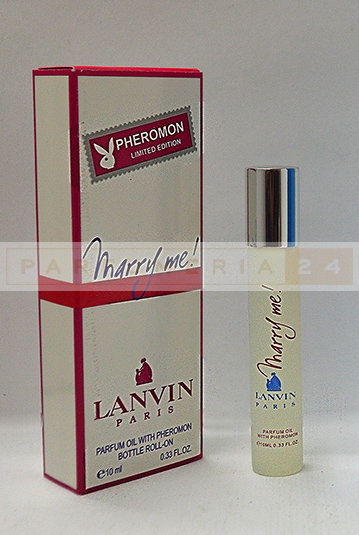 Масляные духи Lanvin Marry Me, 10 ml