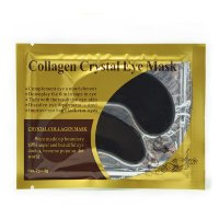Патчи  Collagen Crystal eye Mask (черные)