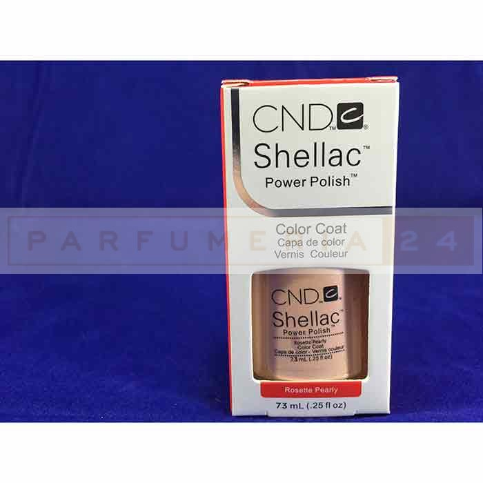 Гель лак Shellac CND Rossete Pearly