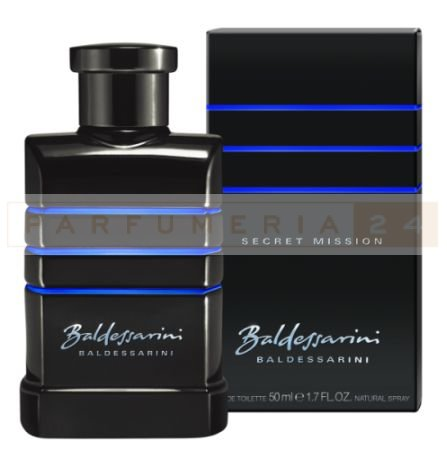 Baldessarini - secret mission 90 ml (м)