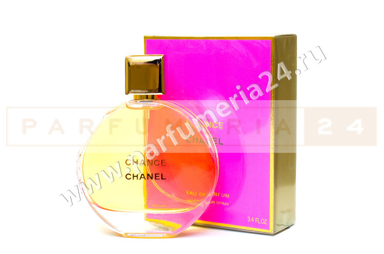 Chanel Chance for Woman EDP 100 ml.