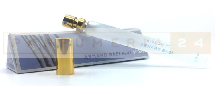 Ручка 15 ml Armand Basi Blue Sport