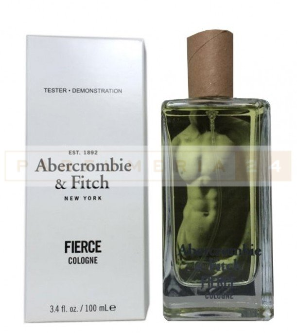 Тестер Abercrombie & Fitch Fierce Cologne, 100 ml