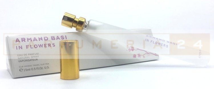 Ручка 15 ml Armand Basi In Flowers