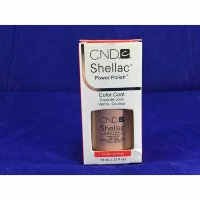 Гель лак Shellac CND Powder My Nose