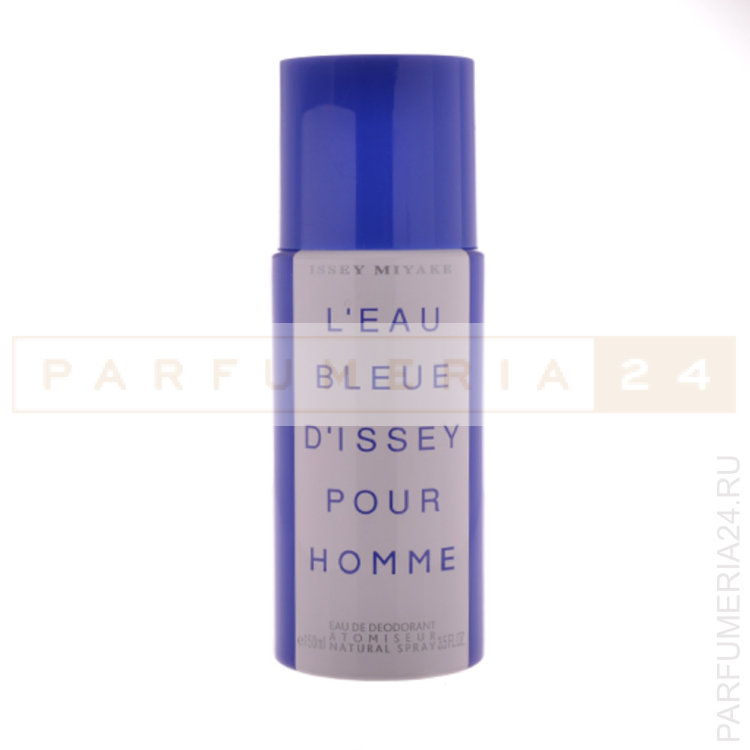 "Дезодорант Issey Miyake ""L'eau Bleue D'issey Pour Homme"" 150 мл"