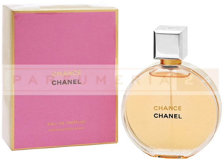Chanel Chance Eau De Toilette for women 50ml.