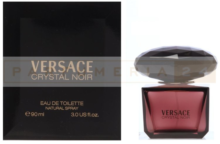 Versace Crystal Noire edt 90 ml