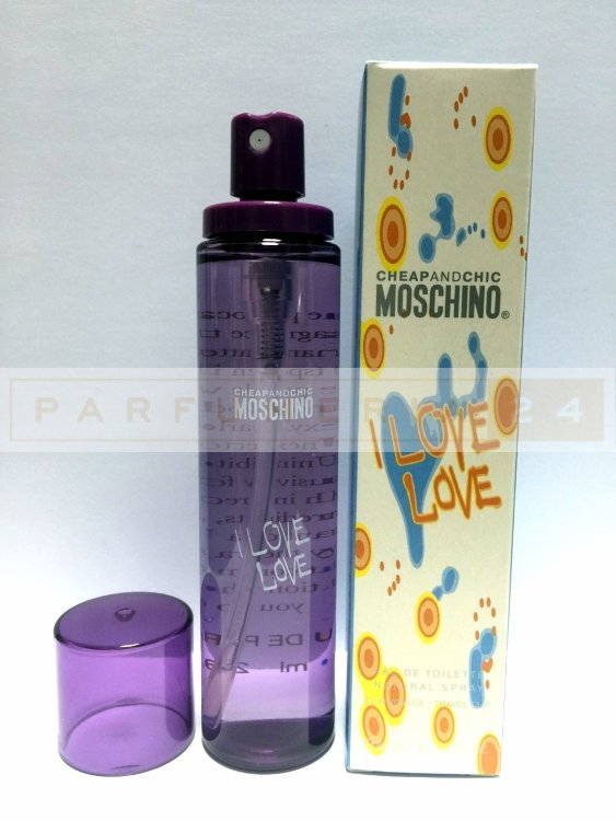 "Moschino ""I Love Love"", 80 ml"