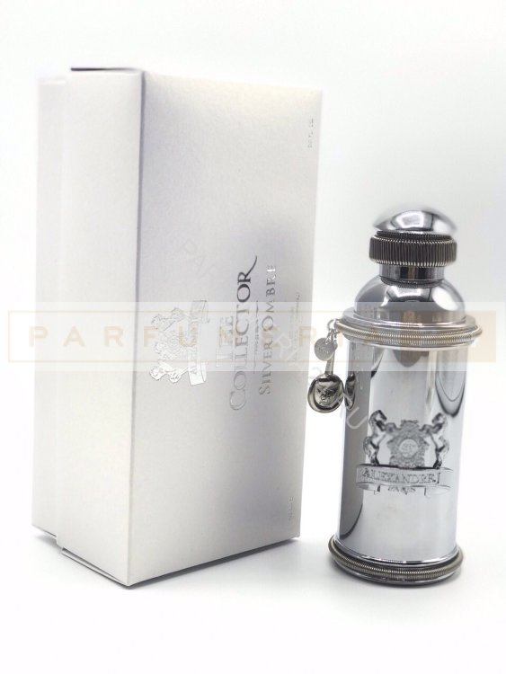 "Alexandre. J ""The Collector Silver Ombre"", 100 ml"