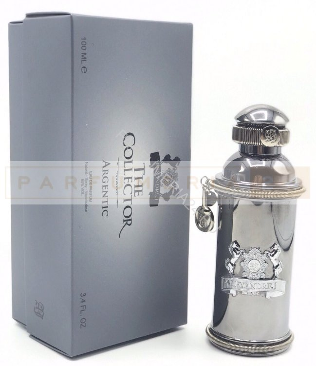 "Alexandre. J ""The Collector Argentic "", 100 ml"