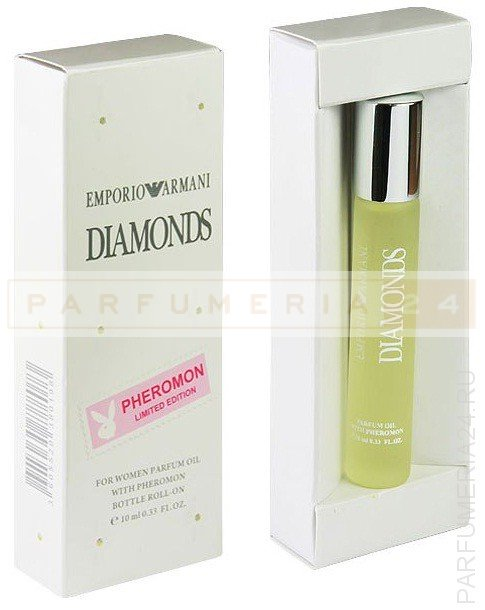Масляные духи Giorgio Armani Emporio Armani Diamonds, 10 ml (ж)
