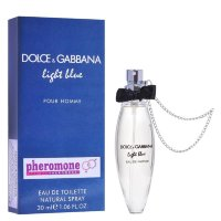 Мини-парфюм с феромонами 30ml Dolce & Gabbana Light Blue Pour Homme