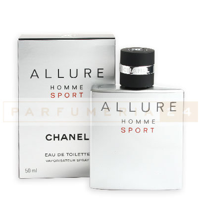 Chanel -Allure Sport Men (Eau De Toilette) .50 ml