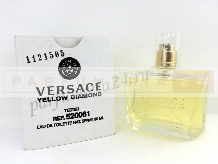 Тестер VERSACE  Yellow Diamond