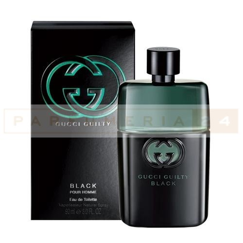 Gucci Guilty Black pour homme, 90 ML (179)