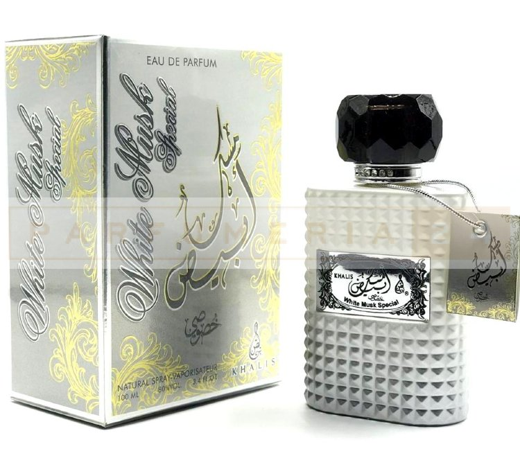 Khalis White Musk Special ,100ml