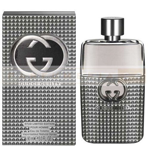 Gucci Guilty Studs Limited Edition pour Homme, 90 m