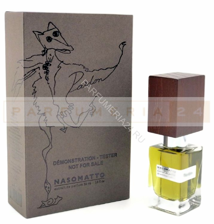 "Тестер Nasomatto ""Pardon"", 30 ml"