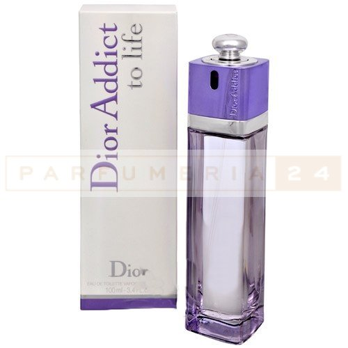 Christian Dior Addict To Life For Women EDT 100 ML (104)