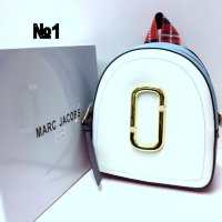 Рюкзак Lux Marc Jacobs 25x22см(Натуральная кожа)