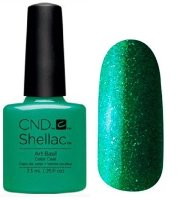 Гель лак Shellac CND  Spearmint Shining