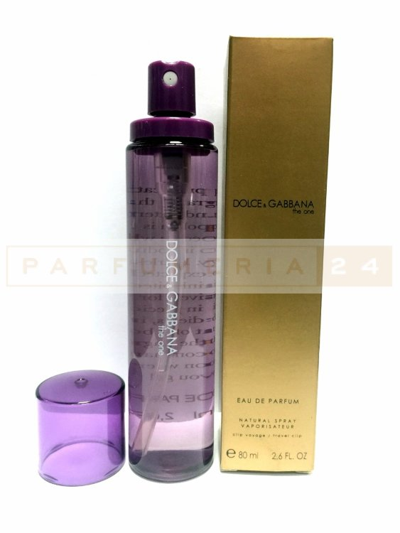 "Dolce & Gabbana ""The One for women"", 80 ml"