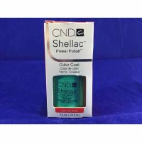 Гель лак Shellac CND Light Sea Green
