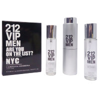 Духи 3 по 20 мл Carolina Herrera 212 VIP Men